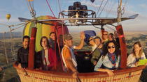Balloon flights over Madrid, Segovia or Toledo, Madrid, Balloon Rides