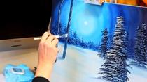 Christmas Season Paint & Sip in Rome, Rome, Christmas