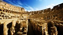 Skip-the-Line Colosseum Underground, Roman Forum, and Palatine Hill Tour, Rome, Underground Tours
