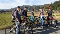 Morning Cycling Tour in Hida-Furukawa, Takayama, Bike & Mountain Bike Tours