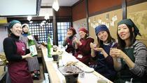 Takayama Sake Brewery Tour and Japanese Tapas Cooking, Takayama, Food Tours