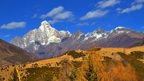 4 Days Mount Siguniangshan Dafeng Summit Climbing Tour, Chengdu, Climbing
