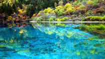Private Day Tour to Jiuzhaigou Park, Chengdu, Private Day Trips