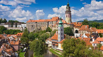 One Way Transfer to Cesky Krumlov from Prague including city tour with guide, Cesky Krumlov, ...