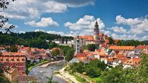Private Full-Day Tour to Cesky Krumlov and Hluboka And Vltavou Castle from Prague, Prague, Private...