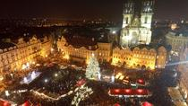 Private Return-Trip Transfer to Prague Old Town and Wenceslas Square Christmas Markets, Prague, ...