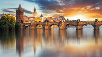 Private Transfer from Hallstatt to Prague with Wi-Fi refreshments Prague walking tour included,...