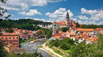 Private Transfer from Prague to Cesky Krumlov with Wi-Fi and Refreshments, Prague, Private Transfers