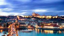 Private Transfer to Prague from Frankfurt Including WiFi and Refreshments, Frankfurt, Private ...