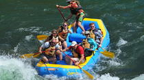 16-Mile Prichard Canyon Overnight Trip, Jackson Hole, White Water Rafting