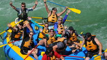 8 Mile Whitewater Rafting 14 Man Boat, Jackson Hole, White Water Rafting