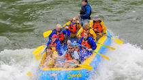 8 Mile Whitewater Rafting 8 Man Boat, Jackson Hole, White Water Rafting & Float Trips