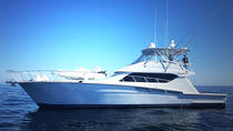60' Hatteras Luxury Yacht Sportfisher, Half-Day Private Fishing Charter, Dana Point, Fishing ...