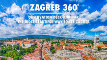 Zagreb 360 - Zagreb Eye Observation Deck, ザグレブ