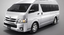 Chauffeur Driven Standard Large Van, Colombo, Bus & Minivan Tours