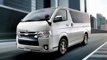 Chauffeur Driven Standard Mini Van, Colombo, Bus & Minivan Tours