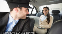 Colombo, Sri Lanka Airport (CMB) to Mount Lavinia Hotel, Mount Lavinia, Colombo, Airport & Ground...
