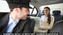 Colombo, Sri Lanka Airport (CMB) to Ramon Beach Resort, Ambalangoda, Colombo, Airport & Ground ...