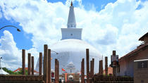 Private Day Tour: Anuradhapura and Mihintale from Dambulla, Zentralprovinz Sri Lankas