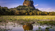 Private Day Trip to Sigiriya Rock Village Tour and Minneriya from Dambulla, Central Sri Lanka, ...
