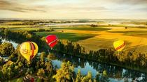 Wine Tour and Hot Air Balloon Flight of Willamette Valley, Portland