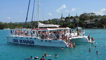 Dunns River Falls Party boat with Snorkling, Ocho Rios, Day Trips