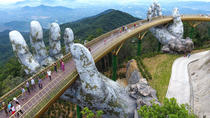 Car transfer from Hue - Golden Bridge in Ba Na Hill - Hoi An or Vice Versa, Hue, Airport & Ground ...
