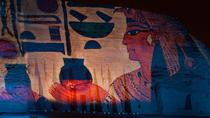 SOM E LUZ MOSTRA NO TEMPLO DE KARNAK, Luxor, Light & Sound Shows