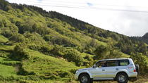 Half-Day Jeep Tour from Ponta Delgada to Sete Cidades, Ponta Delgada, 4WD, ATV & Off-Road Tours