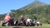 Class II-III Rafting and ATV Tour from La Fortuna, La Fortuna, 4WD, ATV & Off-Road Tours