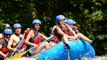 Class II-III Rafting and Chocolate Tour from La Fortuna, La Fortuna, White Water Rafting & Float ...