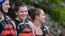 Class II-III Rafting and Hanging Bridges from La Fortuna, La Fortuna, White Water Rafting & Float ...