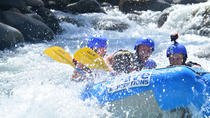 Full Day Class II-III Rafting and Canyoning Rappelling from La Fortuna-Arenal, La Fortuna, White ...