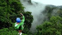 Full Day Class II-III Rafting and Zipline Tour from La Fortuna-Arenal, La Fortuna, White Water ...