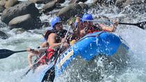 White Water River Rafting Class II-III from San Jose to Arenal, サンノゼ