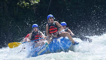 White Water River Rafting Class III-IV from San Jose to Arenal, サンノゼ