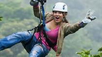 Zipline Canopy Tour from Guanacaste, Playa Hermosa, Ziplines
