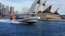 Sydney Harbour Blast High-Speed Boat Adventure, Sydney, Lunch Cruises
