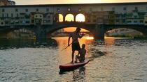 Florenz Stand Up Paddle Tour auf dem Fluss Arno, Florence, Stand Up Paddleboarding