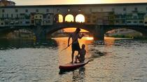 Stand Up Paddle sur l'Arno à Florence, Florence, Stand Up Paddleboarding