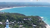 Byron Bay Gyrocopter Flight plus Cape Byron Lighthouse Crystal Castle and Bangalow Tour, Byron Bay, ...