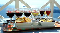 Private Half-Day Santorini Winery and Food Tour , Santorini, Wine Tasting & Winery Tours