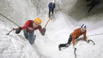 Full or Half Day Adventure Bundle - Rock Climbing, Ice Climbing and Aerial Adventure Course, Det ...