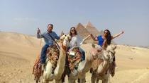 Camel o Horse Ride By the Pyramids, Giza