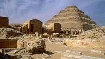 Day Trip to the Giza Pyramids - Sphinx - Memphis and Sakkara, Cairo, Private Sightseeing Tours