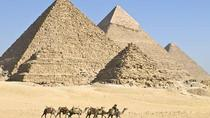Private Guided Day Tour to Giza Pyramids, Sphinx, Memphis and Dahshur, Cairo, Private Sightseeing...
