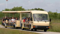 Visite guidée en tramway de Shark Valley, dans les Everglades, Parc national des Everglades