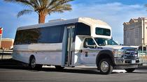 Private Las Vegas Airport Round-Trip Transfer: 27 Passenger Minibus, Las Vegas, Private Transfers