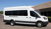 Private Las Vegas Airport Transfer in: 14 Passenger Van, Las Vegas, Bus & Minivan Tours