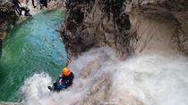 Canyoning in Susec Gorge from Bovec, Bovec, Kayaking & Canoeing